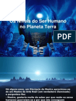 Os Nveis Do Ser Humano No Planeta Terra (Rcsq)