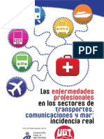 Enfermedades Profesionales en El Sector de Transporte