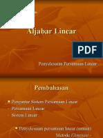 Aljabar Linear-4