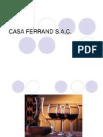 Caso Casa Ferrand