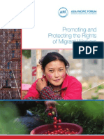 Promoting and Protecting the Rights of Migrant Workers