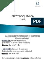 ELECTROQUIMICA 2012