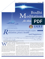 LA Bodhi Meditation Journal 2013 Vol 3