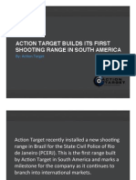Shooting Range Equipment