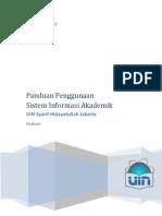 User Manual Sistem Informasi Akademik(1)
