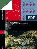 Libro Rosso Insetti Toscana