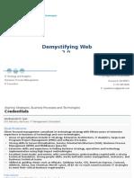 VPI Advisors - Web 2.0 Overview v3