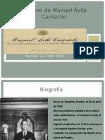 Sexenio de Manuel Ávila Camacho-agregado