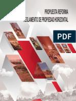 Propuesta Reforma Reglamento Centro Chia 2013