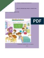 Guía de aprendizaje modelo conceptual Grado