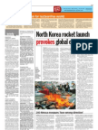 thesun 2009-04-06 page07 north korea rocket launch provokes global outcry