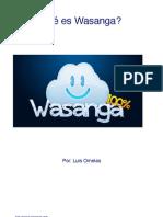 Que Es Wasanga?