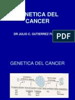 Genética Cáncer 2012