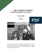Mkwiro Women's Group