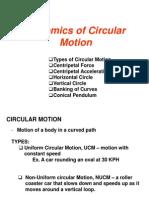 Dynamics of Circular Motion (Edited)