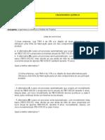 Lista de Exercícios VPL1