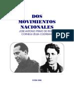 24913106 Horia Sima Dos Movimientos Nacionales