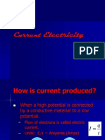 Current Electricity ppt