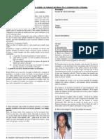 ACTIVIDADES PRÁCTICAS SOBRE LAS FORMAS INTERNAS DE LA COMPOSICIÓN LITERARIA 2