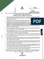 Eamcet 2013 Medical Key Question Paper