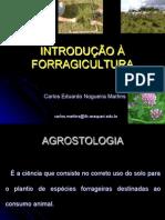 1-Introdução Forragicultura