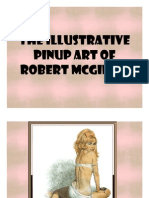 64594688 Illustrative Pinup Art of Robert McGinnis