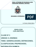 Presentacion Clase BVI 3-4-5-6 ENZIMAS