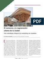 El Comercio y La Regeneracion Urbana de La Ciudad
