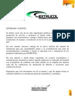 Manual de Instalacion de Tuberias Linea Gas