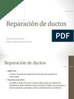 Reparacion de Ductos