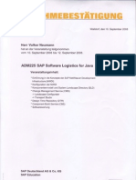 JAVA Software Logistics in SAP, ADM225