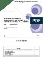 FOLLETO REALIZAR EL SEGUIMIENTO ADMINISTRATIVO DEL CONTROL DE LA CALIDAD EN LAS ¦REAS DE LA EMPRESA.docx