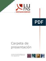Modelo de Carpeta