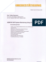 SAP-Security-Professional, Volker Neumann, SAP CC Monitoring System Infrastructure,  SAP ADM106 and ADM107
