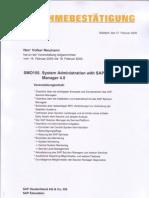 SMD, Solution Manager Diagnostics, Volker Neumann, SAP Solution Manager, SMO-100