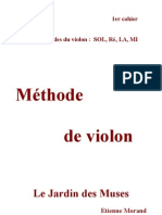 Methode 1 Violon