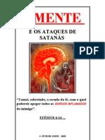 A NOSSA MENTE E OS ATAQUES DE SATANÁS..