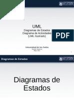 UML Clase 03 UML Actividades Estados
