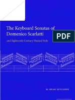 The Keyboard Sonatas of Domenico