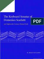 The Keyboard Sonatas of Domenico