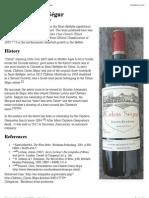 Château Calon-Ségur - Wikipedia, the free encyclopedia