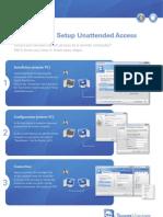 Teamviewer First Steps Unattended Access En