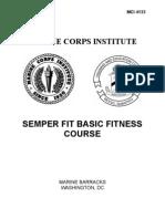 4133 Semper Fit Basic Fitness