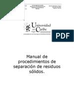 Manual Proc Res Sol