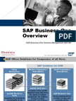 SAP Business One for Steel Industry