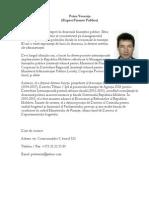 Petru Veverita Expert Finante Publice