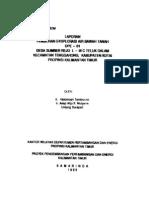 3. Laporan Pemboran Eksplorasi Air Bawah Tanah DPE-01,Desa Sumber Rejo L- IIC Teluk Dalam.pdf