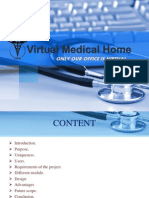 Virtual Medical Home
