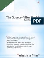 Source Filter Model (1)(1)