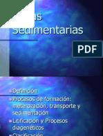 Rocas Sedimentarias 1